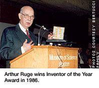 Arthur Claude Ruge wwwcmuedumagazine02winterimagesruge2jpg