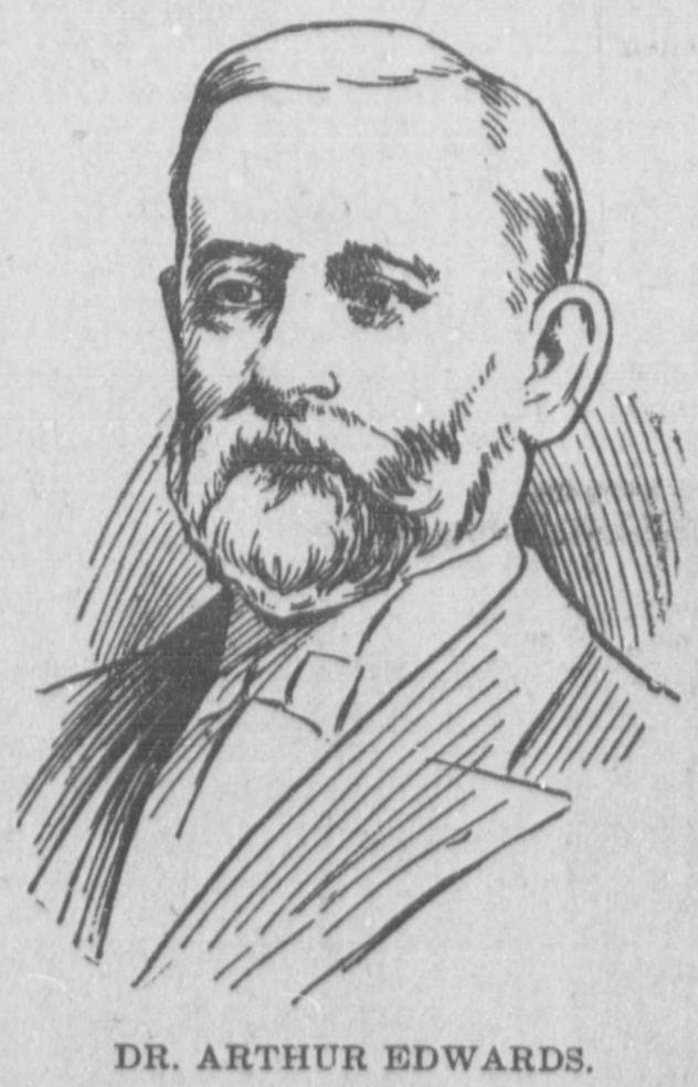 Arthur Edwards (clergyman)