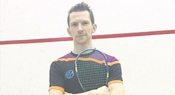 Arthur Gaskin (squash player) QA Irish squash player Arthur Gaskin Its great to get to