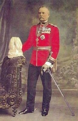 Arthur George Hammond Sir Arthur George Hammond VC KCB DSO Second AngloAfghanistan