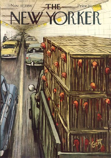 Arthur Getz wwwgetzartcomimagesoriginalgetzturkeysintunne