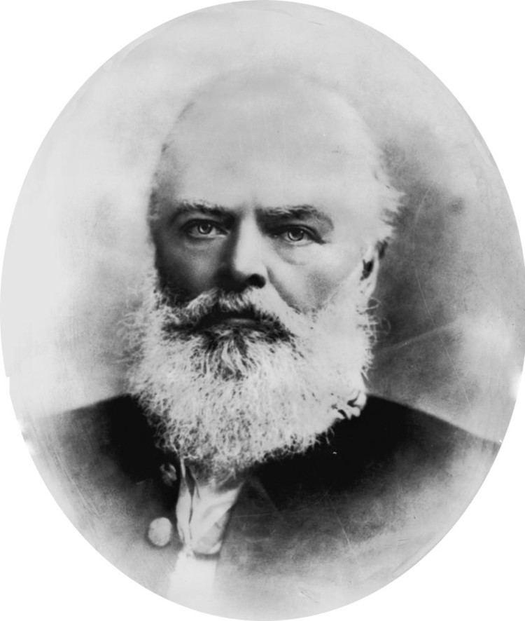 Arthur Hunter Palmer