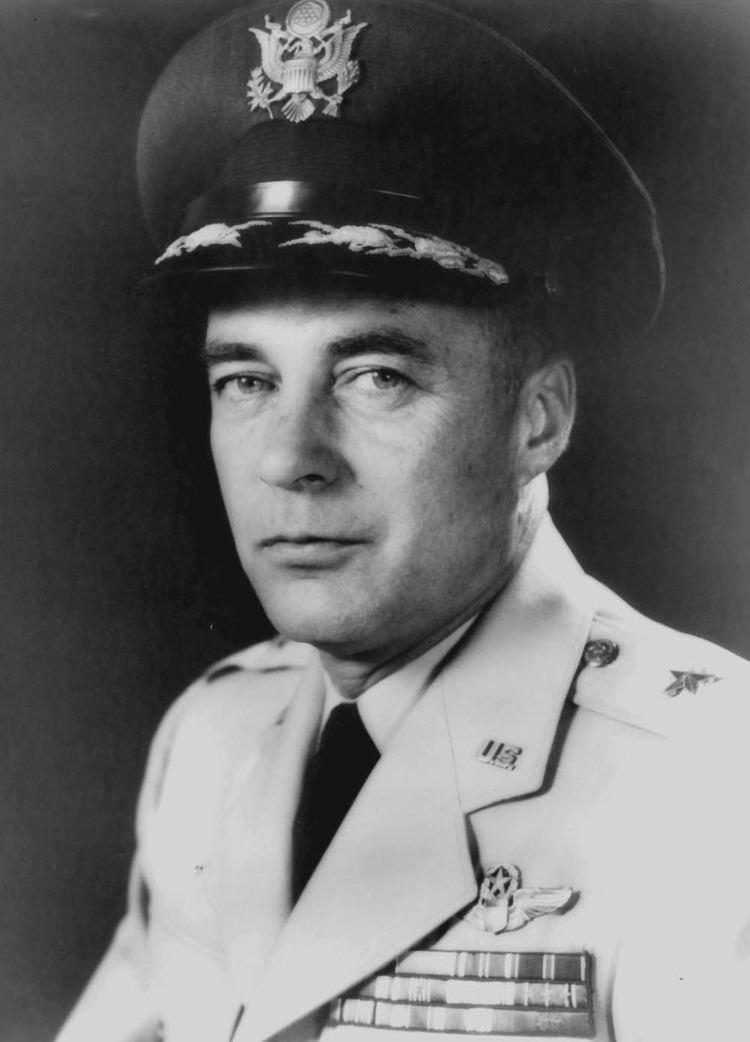 Arthur J. Pierce BRIGADIER GENERAL ARTHUR J PIERCE US Air Force Biography Display