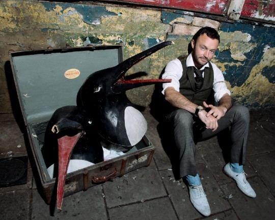 Arthur Jeffes Penguin Cafe Arthur Jeffes prende le redini dell