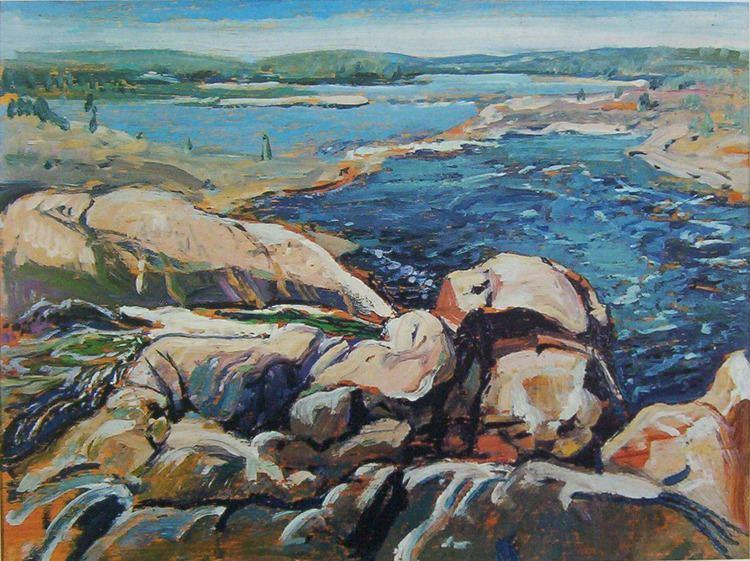 Arthur Lismer Art Country Canada Arthur Lismer
