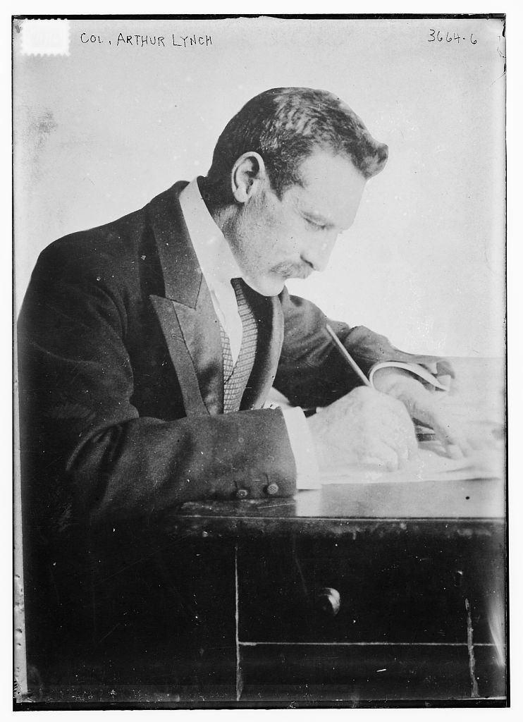 Arthur Lynch (politician)