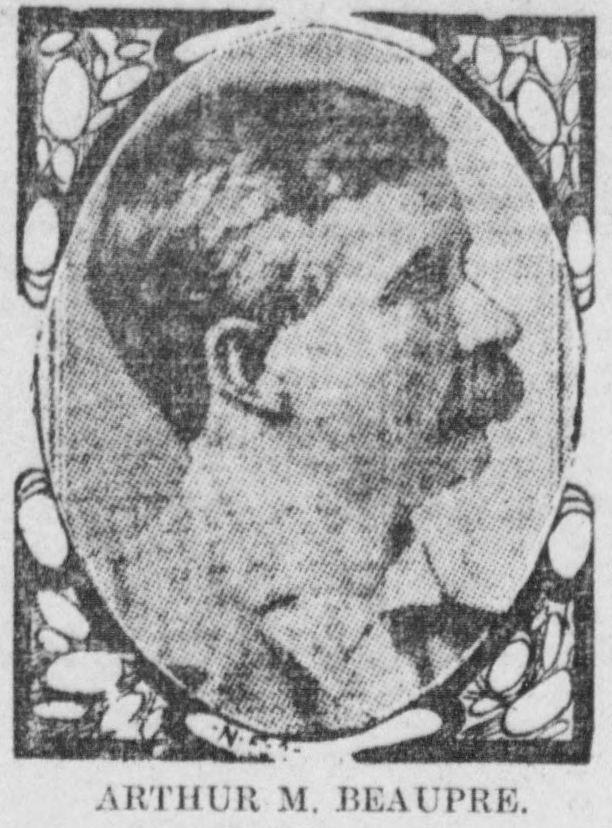 Arthur M. Beaupre FileArthur M Beaupre 1904jpg Wikimedia Commons