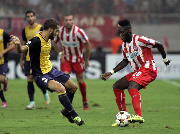 Arthur Masuaku Arthur Masuaku Pictures Galatasaray AS v RSC Anderlecht