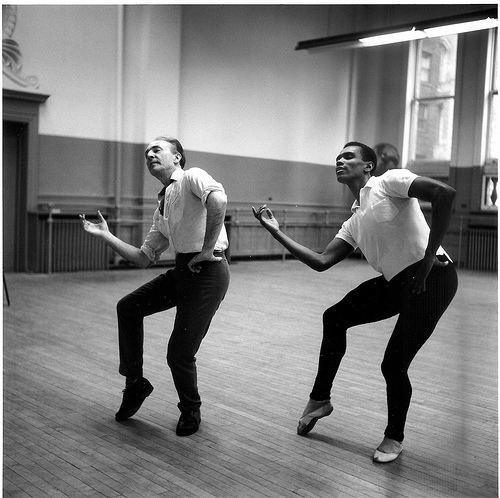 Arthur Mitchell (dancer) Vitro Nasu Blog Archive George Balanchine amp Arthur