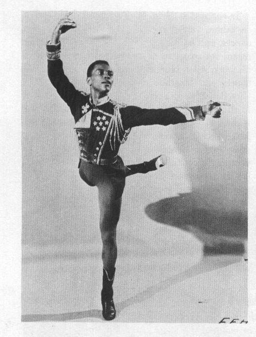 Arthur Mitchell (dancer) Arthenia Arts