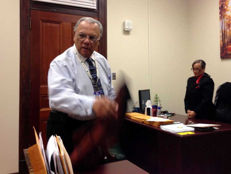 Arthur Morrell (Louisiana politician) State auditors question court clerk Arthur Morrells spending