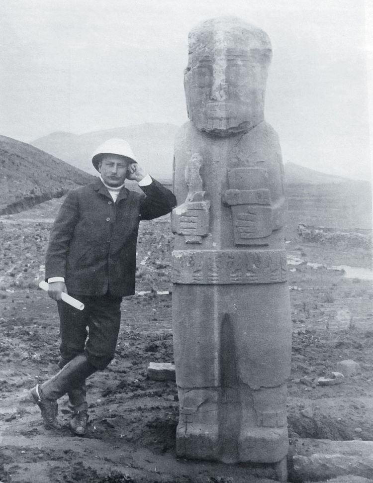 Arthur Posnansky Posnansky Tiwanaku en el alma La Razn