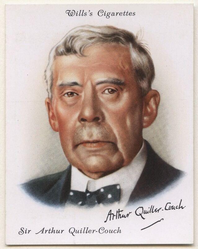 Arthur Quiller-Couch NPG D42414 Sir Arthur Thomas QuillerCouch Portrait