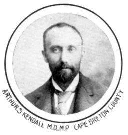 Arthur Samuel Kendall