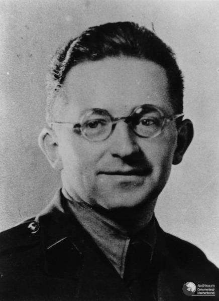 Arthur Scherbius Polish Greatness Blog The Enigma Machine Part I Polish Code Breakers