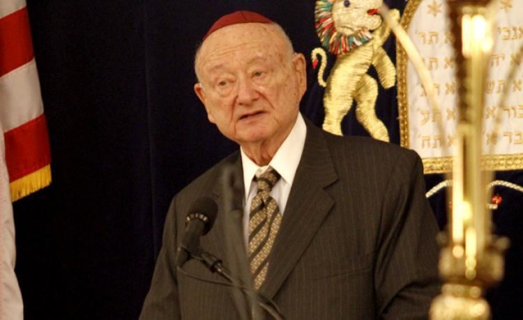 Arthur Schneier Salute to Rabbi Schneier NY Daily News