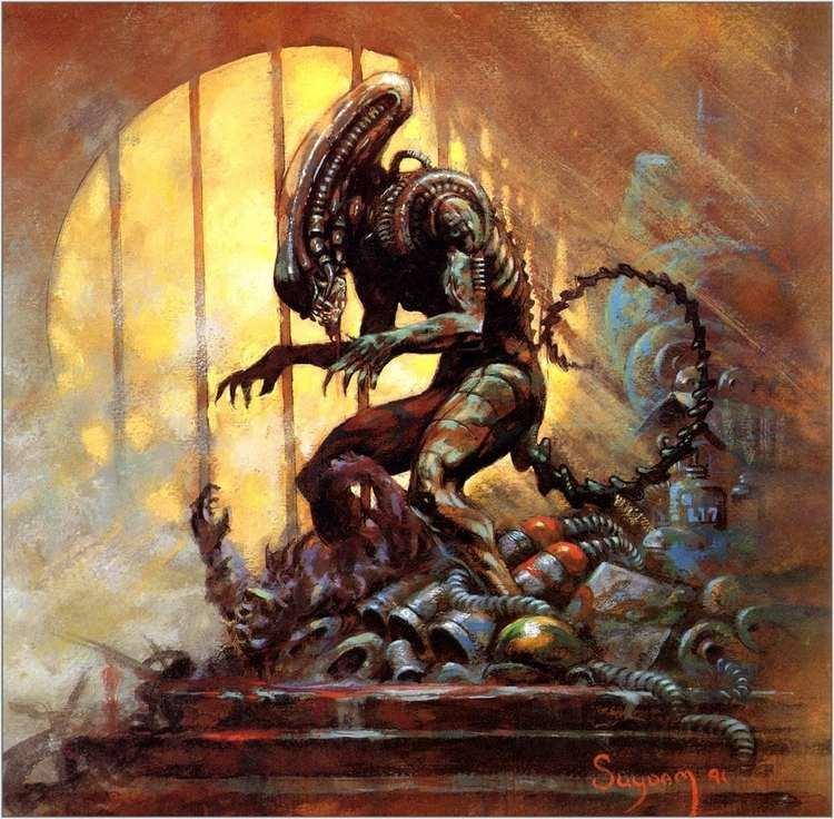 Arthur Suydam Arthur Suydam Comic Book Zombie King Artist Interview