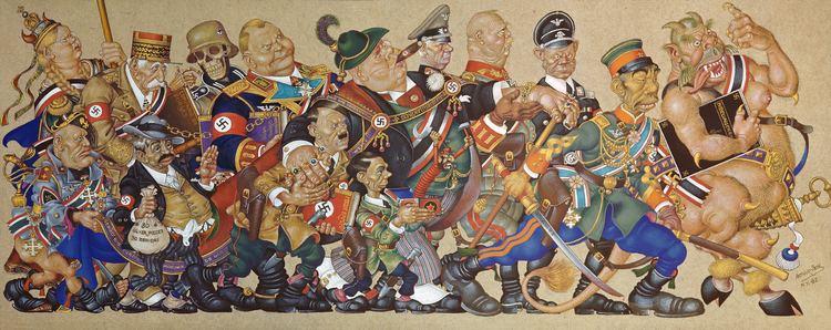Arthur Szyk Arthur Szyk Wikipedia the free encyclopedia
