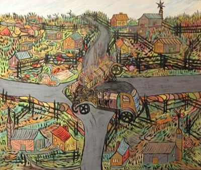 Arthur Villeneuve James Rottman Fine Art Arthur Villeneuve