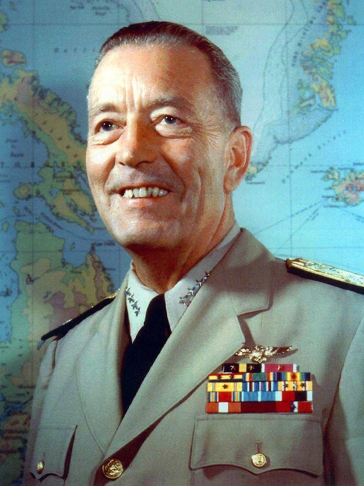 Arthur W. Radford