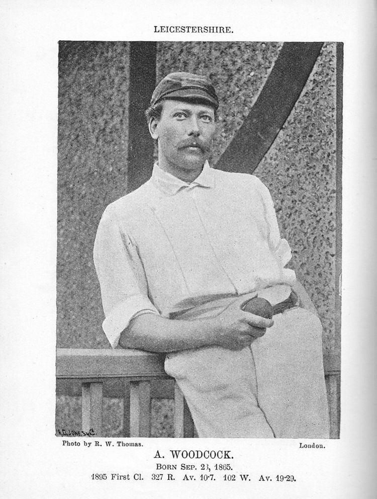 Arthur Woodcock