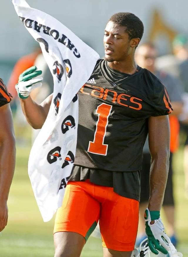 Artie Burns UM cornerback Artie Burns honored by ACC for performance