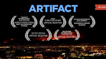 Artifact (film) Movie Critical Melbourne Film Festival Artifact 2012