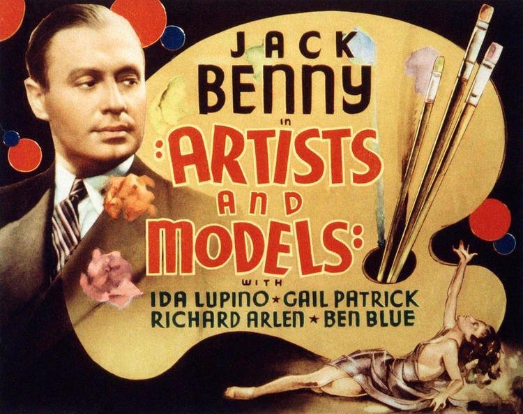 Artists and Models (1937 film) artists and models jack benny Pesquisa Google 1930s Film