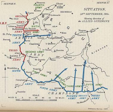 Artois Third Battle of Artois