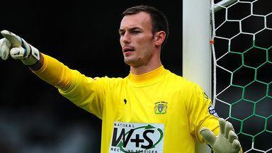Artur Krysiak Artur Krysiak Yeovil Town Player Profile Sky Sports