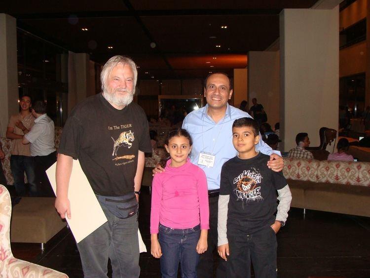 Artur Yusupov Medhat Moheb Chess News And Information The Legendary German GM