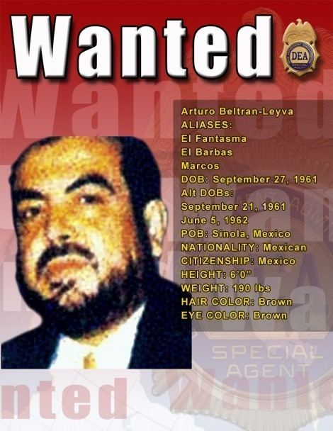 Arturo Beltrán Leyva Mexican Drug War Dispatch The Life and Death of Don Arturo Beltran