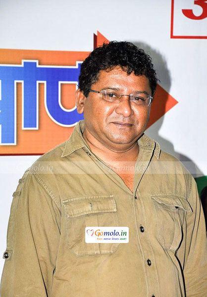 Arun Nalawade Arun Nalawade at Teecha Baap Tyacha Baap Marathi movie