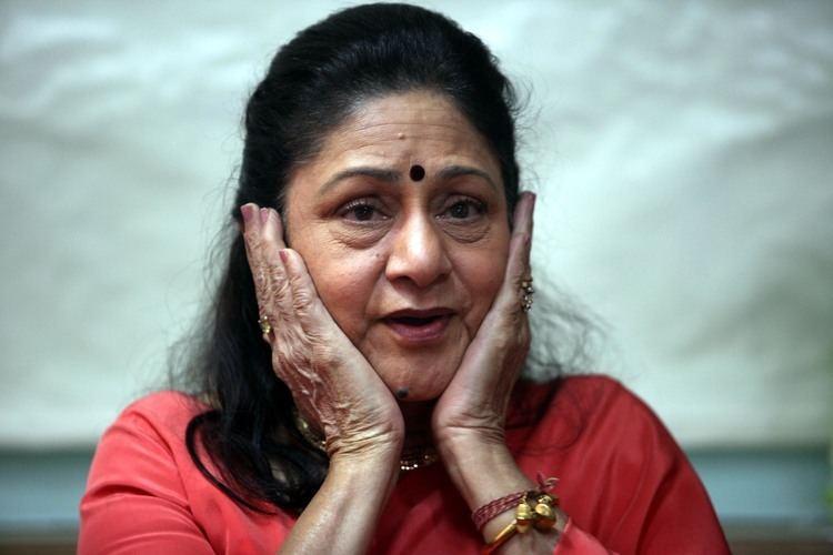 Aruna Irani An actor should consider no role small or big39 Aruna