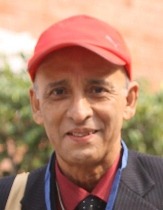 Arup Kumar Dutta Arup Kumar Dutta Speakers AFCC 2014