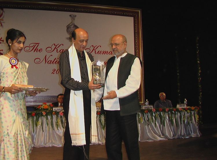 Arup Kumar Dutta Awards Arup Kumar Dutta