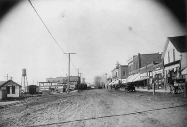 Arvada, Colorado in the past, History of Arvada, Colorado