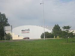 ARVI Football Indoor Arena httpsuploadwikimediaorgwikipediacommonsthu
