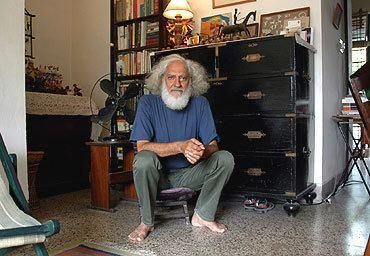 Arvind Krishna Mehrotra Professor Of Poetry