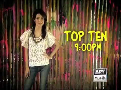 ARY Musik VJ MADIHA on ARY MUSIK fresh face with two shows YouTube