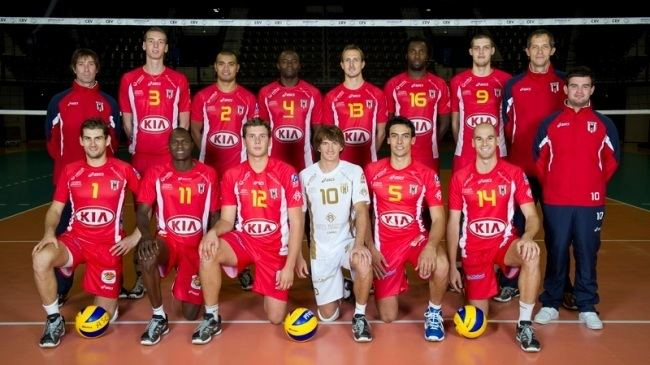 AS Cannes Volley-Ball Ligue Nationale de Volley
