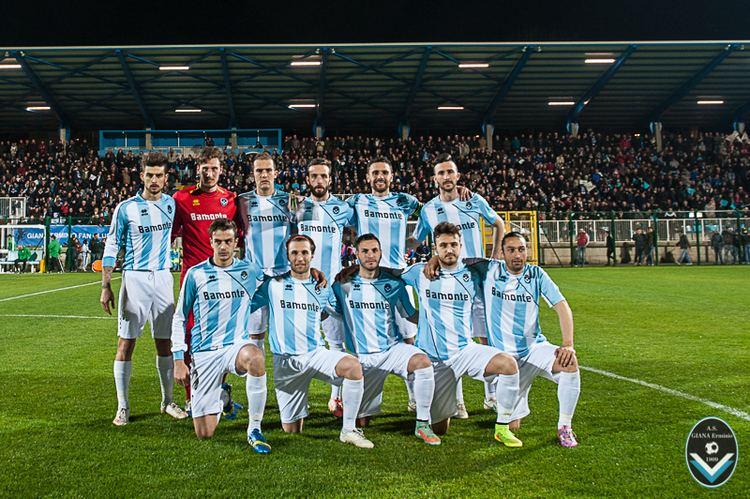 A.S. Giana Erminio Associazione Sportiva Giana Erminio 20142015 Wikipedia
