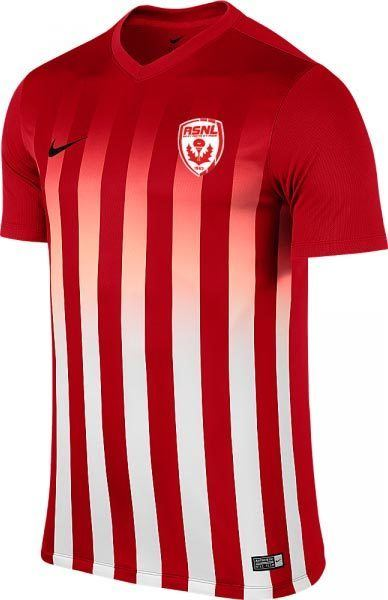 AS Nancy AS NancyLorraine 1617 Home and Away Kits Released Footy Headlines