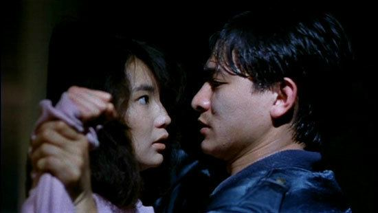As Tears Go By (film) Bina007 Movie Reviews Wong Kar Wai retrospective AS TEARS GO BY