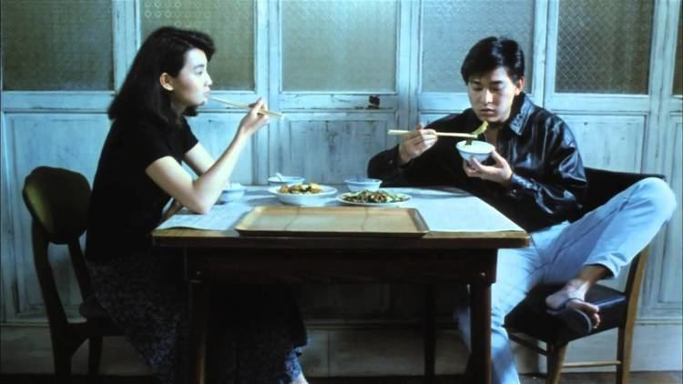 As Tears Go By (film) As tears go by 1988 de Wong Karwai YouTube