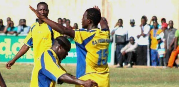 AS Togo-Port Coupe CAF L39AS Togo Port dcroche sa qualification Africa Top Sports