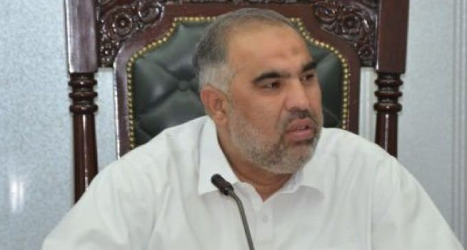 Asad Qaiser Speaker Asad Qaiser refutes corruption charges FATA KP News