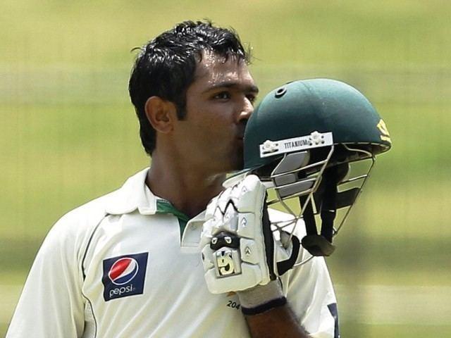 Asad Shafiq (Cricketer)