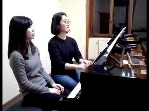 Asako Watanabe Piano City Milano 2017 Asako Watanabe e Tomoka Yamane YouTube