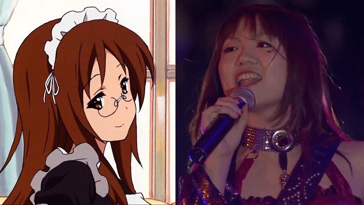 Asami Sanada KON Let39s Go Live Concert LuRa39s Anime Blog